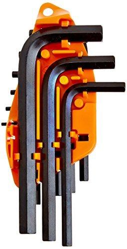 MINTCRAFT TW-050-03 1 1 1 Short Arm Hex Key Set Met, 10-Piece by Mintcraft