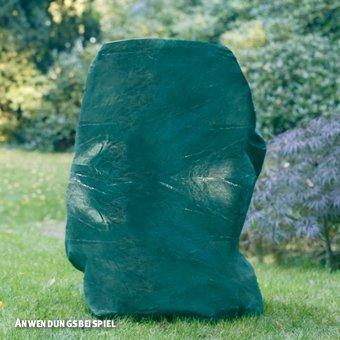 Videx-PE Gartenmöbel Schutzhülle für Gartengrill, grün