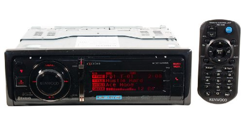 Kenwood Kdc-X995 Bluetooth/Hd/Aux/Usb/Cd Receiver New