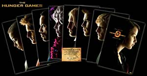 "The Hunger Games Limited Edition Character Posters - (Set of 8) 27""x 40"""