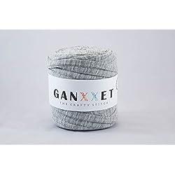 Copenhagen Ganxxet Fabric Yarn ( heather grey )