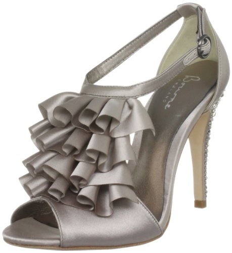 Bourne Women's Sabine Fawn Special Occasion Heels L08995 7 UK