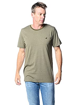 Wellen Men's Heather Short Sleeve Tee
