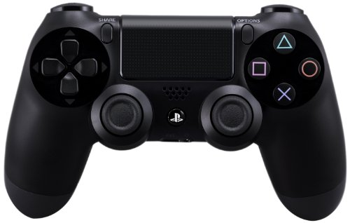 Wireless Controller Dualshock 4 Jet Black