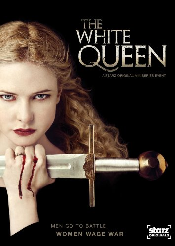41r8MD7wI5L. SL500  The White Queen: Season One