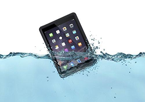 Click to buy LifeProof NÜÜD iPad Air 2 Waterproof Case - Retail Packaging - BLACK - From only $58.76