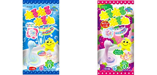 Japanese Candy Nerunerunerune 20 packs Soda and Grapes Made in Japan (Nerunerunerune Grape compare prices)