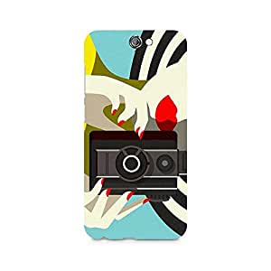 Ebby Camera Chick Premium Printed Case For HTC One A9