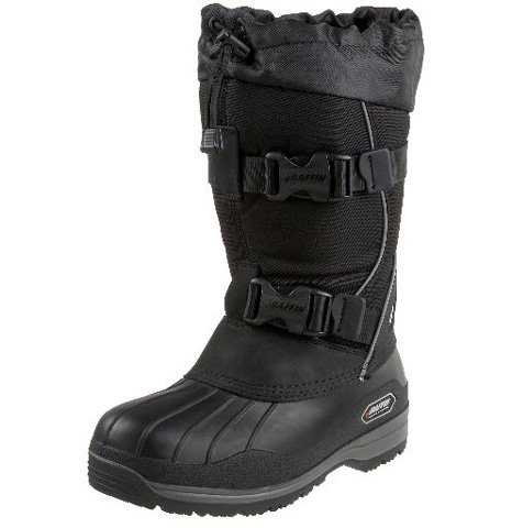 BAFFIN IMPACT BOOTS - LADIES SIZE 9-by-BAFFIN-4010-0048-001(9)