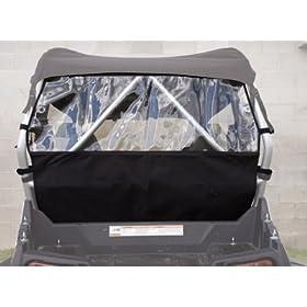 Tusk UTV Rear Window POLARIS RANGER RZR 4 800 RANGER RZR 570 RANGER RZR 800 RANGER RZR S 800 RANGER RZR S 800 LE RANGER RZR XP 4 900 RANGER RZR XP 900 RANGER RZR XP 900 LE