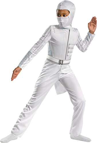 Costumes For All Occasions DG42590K Storm Shadow Classic 7-8 Child