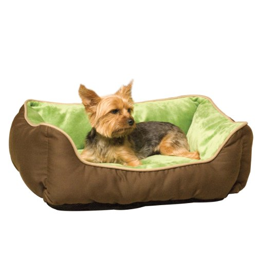 K&H Lounge Sleeper Self-warming Pet Bed, 16-Inch b