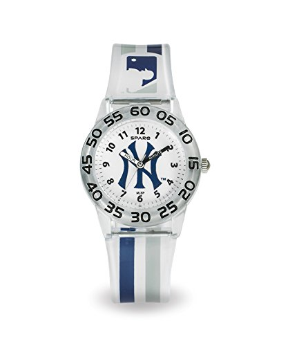 New York Yankees Kids Time Teacher Watch