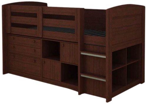 Loft Bed For Kids 2807 front