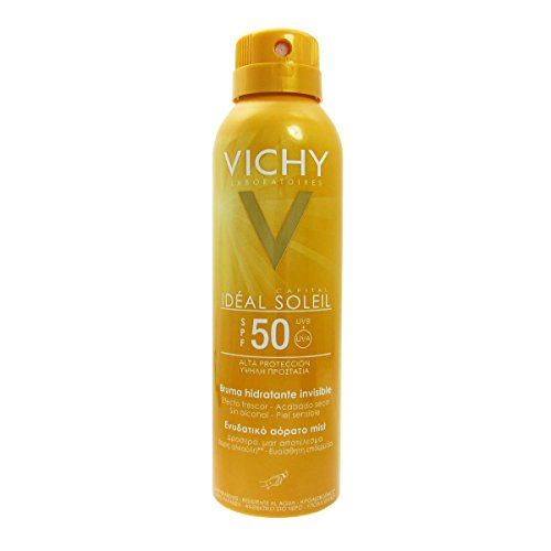 VICHY Capital Soleil Spray invisibile idratante SPF 50