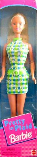 Barbie Pretty in Plaid Doll (1998)
