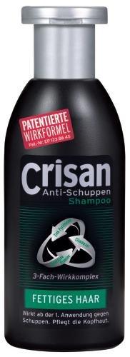 크리산 Crisan Anti-Schuppenshampoo Fettiges Haar 크리산 Crisan Anti-Schuppenshampoo Fettiges Haar - 250 ml