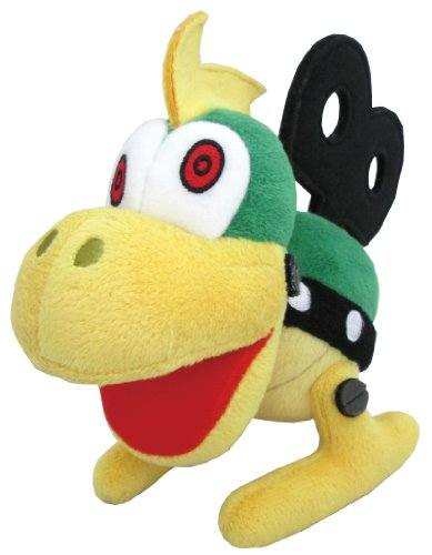 "Sanei Super Mario Plush Series Mecha-Koopa Plush Doll, 6"" - 1"