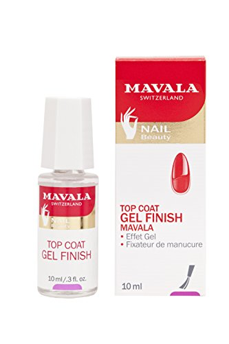 Mavala Top Coat Efetto Gel - 10 ml