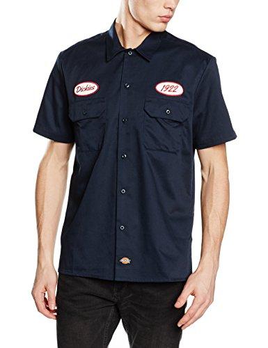 dickies-rotonda-south-camisa-para-hombre-dark-navy-xlrge