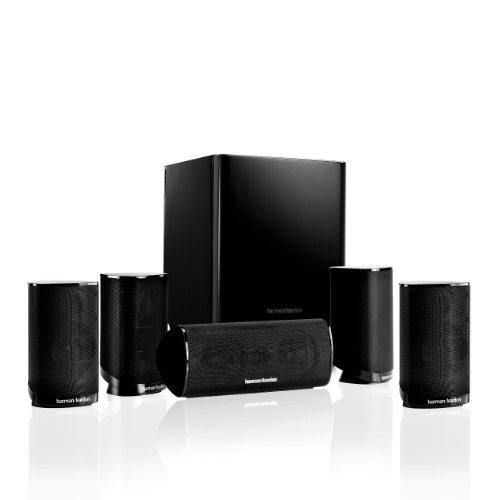 Harman Kardon HKTS 9 BQ 5.1 Lautsprechersystem