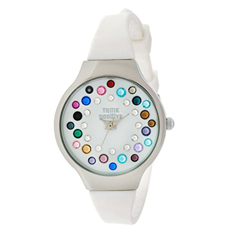 ladies-think-positiver-model-se-w89-small-steel-strap-of-silicone-color-fantasy-white