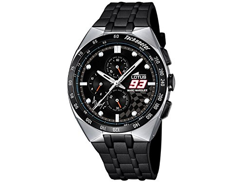 Lotus mens watch Sport Marc Marquez chronograph 18238/1