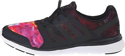 Adidas NEO Women's Cloudfoam Xpression Mid Shoes,Multi Color/Black,8 B - Medium