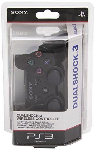 Manette PS3 Dual Shock 3 – noire