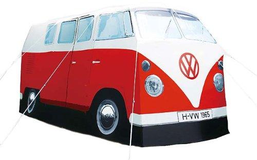 ワーゲンバスに泊まろう!「VW CAMPER VAN TENT」ワーゲンバステントがAmazonで69,900円