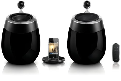 Philips Ds9800W/37 Fidelio Soundsphere Docking Speaker With Airplay