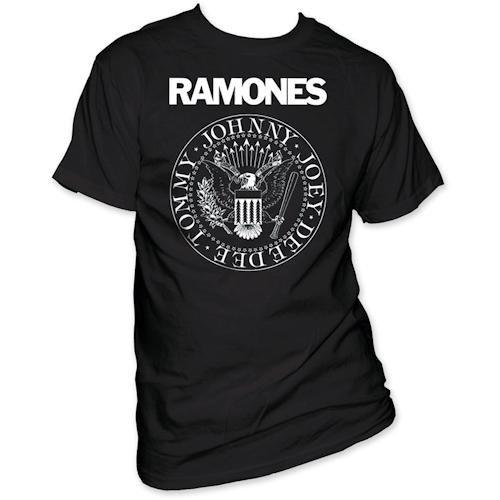 デビュー40周年記念 RAMONES - PRESIDENTIAL SEAL/ T-シャツ/ メンズ 【公式 / オフィシャル】