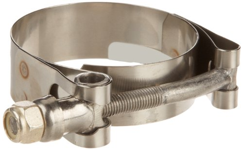 Trident Marine 720-1120 Stainless Steel T-Bolt Hose Clamps, 3/4
