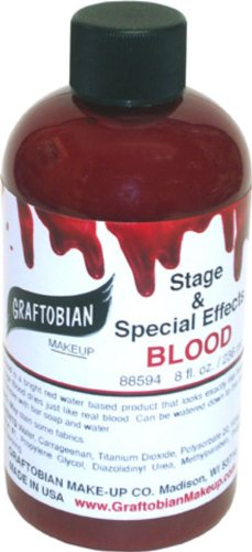 Graftobian Stage Blood 8 Ounces