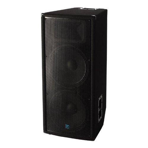 Yorkville Yx215 Speaker 2 Way Passive 600 Watts 15 Inch Woofer 90 H X 40 V Dispersion 8 Ohms