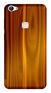 TrilMil Printed Designer Mobile Case Back Cover For Vivo X6