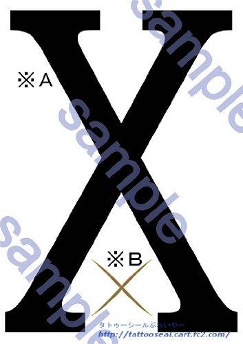 コスプレ用タトゥーシール ONE PIECE(ワンピース) X・ドレーク