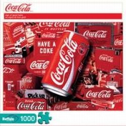 Coca-Cola-Coke-Puzzle-Sign-Of-Good-Taste-Can-Close-Up-Style