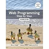 img - for Web Programming Step by Step book / textbook / text book