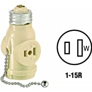 Leviton8761406IDo it Adapter-IV SOCKET ADAPTER
