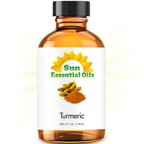 Turmeric (Large 4 ounce) Best Essential Oil