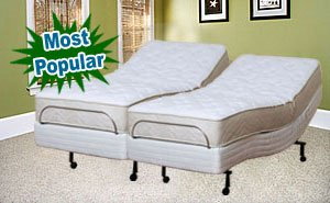 Split King Adjustable Bed Reviews Furniture Table Styles