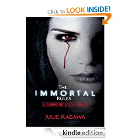 The Immortal Rules (Blood of Eden - Book 1)