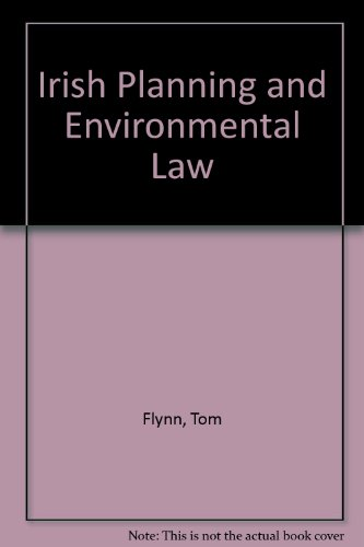 Environmental and Planning Law
