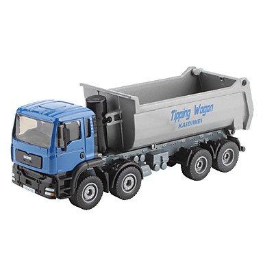 Zcl Kaidiwei Building Site Skid Steer Flexible Metal Dump Truck