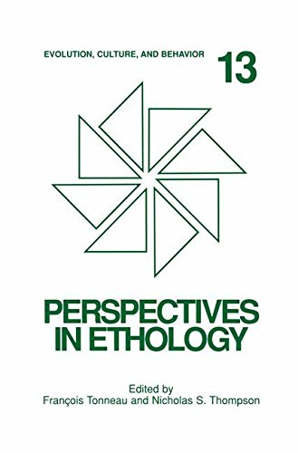 Perspectives in Ethology: Evolution, Culture, and Behavior