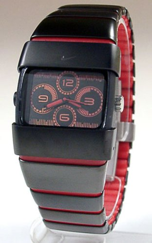 Nike D Line Unholey Ron Analog Watch – Black/Red – WC0013-010