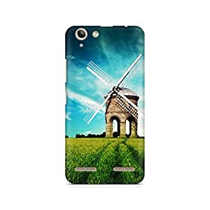 Mobicture Wind Mill Premium Printed Case For Lenovo K5 Plus