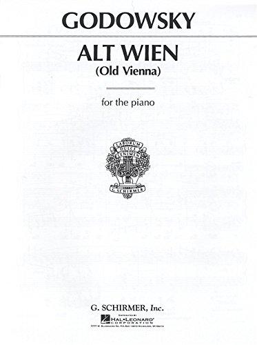 leopold-godowsky-alt-wien-old-vienna-partitions-pour-piano