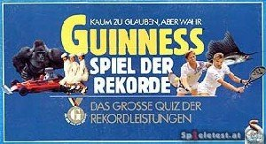 Guinness Spiel der Rekorde als Geschenk